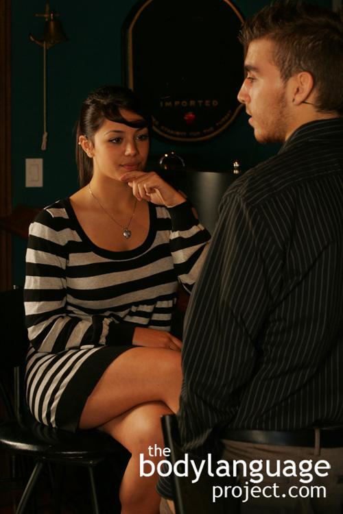 Body Language Of Men And Women