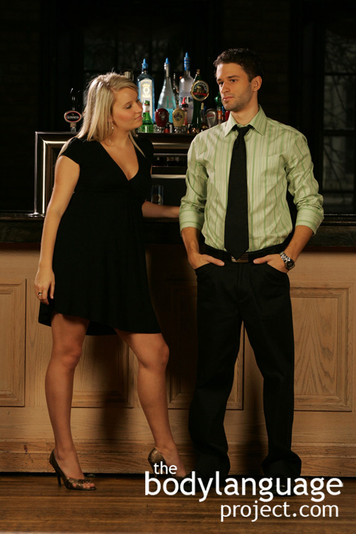 dating body language cues Body language is an important part of dating do not jump into this arena without familiarizing yourself with the common nonverbal cues that can help you flirt, detect.