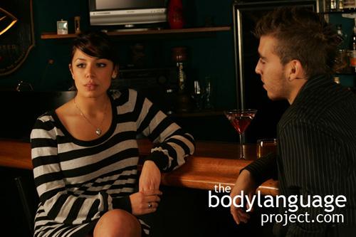 ryan gosling body language
